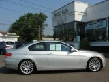 2009 Titanium Silver Metallic BMW 3 Series 328i Coupe #15115147