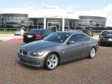 2007 Space Gray Metallic BMW 3 Series 335i Coupe #15129199