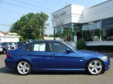 2009 Montego Blue Metallic BMW 3 Series 335i Sedan #15115146