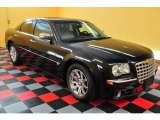 2005 Brilliant Black Crystal Pearl Chrysler 300 C HEMI #15129240