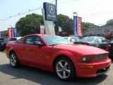 2007 Torch Red Ford Mustang GT Premium Coupe #15115179