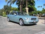 Seafrost Metallic Jaguar XJ in 2005