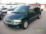 1996 Chrysler Town & Country Forest Green Pearl