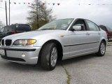 2003 Titanium Silver Metallic BMW 3 Series 325i Sedan #1504549