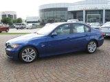 2008 Montego Blue Metallic BMW 3 Series 328i Sedan #15129168