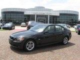 2008 Jet Black BMW 3 Series 328i Sedan #15129155