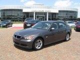 2008 Sparkling Graphite Metallic BMW 3 Series 328i Sedan #15129156