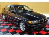 2003 Orient Blue Metallic BMW 3 Series 325i Sedan #15209121