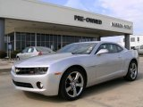 2010 Silver Ice Metallic Chevrolet Camaro LT/RS Coupe #15198332
