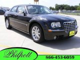 2005 Brilliant Black Crystal Pearl Chrysler 300 C HEMI #15205340