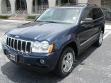 2006 Midnight Blue Pearl Jeep Grand Cherokee Limited #15203536