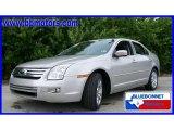 2008 Silver Birch Metallic Ford Fusion SEL V6 #15195943