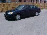 2007 Dark Blue Metallic Chevrolet Malibu LS Sedan #15210085