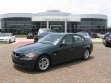 2008 Deep Green Metallic BMW 3 Series 328i Sedan #15209055