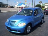 2008 Surf Blue Pearl Chrysler PT Cruiser LX #15196037