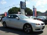 2009 Titanium Silver Metallic BMW 3 Series 328xi Coupe #15264917