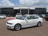 2006 Alpine White BMW 3 Series 325i Coupe #15278698