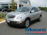 2008 Platinum Metallic Buick Enclave CXL AWD #15266064