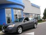 2007 Dark Gray Metallic Chevrolet Malibu LT Sedan #15260760