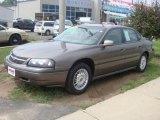 2001 Bronzemist Metallic Chevrolet Impala  #15268587