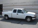 2003 Summit White Chevrolet Silverado 1500 LS Extended Cab 4x4 #15281097