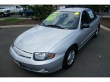 2003 Ultra Silver Metallic Chevrolet Cavalier Sedan #15276107
