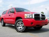 2005 Dodge Dakota Laramie Club Cab Data, Info and Specs