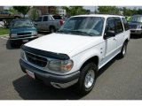 2001 Oxford White Ford Explorer XLT 4x4 #15276105