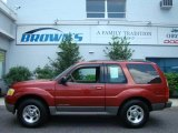 2001 Toreador Red Metallic Ford Explorer Sport 4x4 #15263214