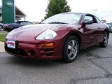 2003 Ultra Red Pearl Mitsubishi Eclipse GS Coupe #15260976