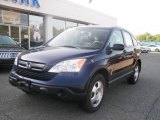 2008 Royal Blue Pearl Honda CR-V LX 4WD #15273117