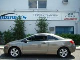 2006 Galaxy Gray Metallic Honda Civic EX Coupe #15263221