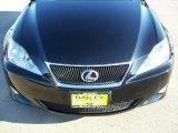 2008 Black Sapphire Pearl Lexus IS 250 #15268668