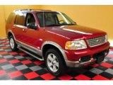 2003 Redfire Metallic Ford Explorer Eddie Bauer 4x4 #15278734