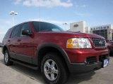 2003 Redfire Metallic Ford Explorer XLT #15266650