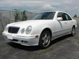 2001 Mercedes-Benz E 430 4Matic Sedan