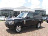 2004 Java Black Land Rover Range Rover HSE #15278707