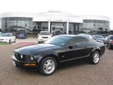 2007 Black Ford Mustang GT Premium Coupe #15278717