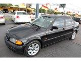 2001 Jet Black BMW 3 Series 325i Sedan #15341317