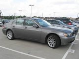 2003 Sterling Grey Metallic BMW 7 Series 745i Sedan #15342053