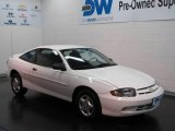 2003 Olympic White Chevrolet Cavalier Coupe #15342766