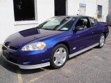 2006 Laser Blue Metallic Chevrolet Monte Carlo SS #15327560