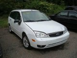 2005 Cloud 9 White Ford Focus ZXW SES Wagon #15336163