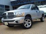 2006 Bright Silver Metallic Dodge Ram 1500 SLT Quad Cab 4x4 #15330303