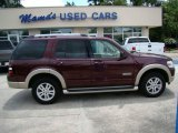 2006 Dark Cherry Metallic Ford Explorer Eddie Bauer #15339913