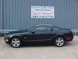 2006 Black Ford Mustang GT Premium Coupe #15343031