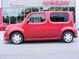 2009 Scarlet Red Nissan Cube 1.8 S #15339470