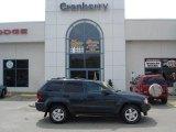 2006 Deep Beryl Green Pearl Jeep Grand Cherokee Laredo 4x4 #15332369