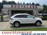 2010 White Platinum Tri-Coat Lincoln MKX FWD #15334716