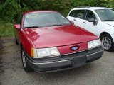 Ford Taurus 1991 Data, Info and Specs